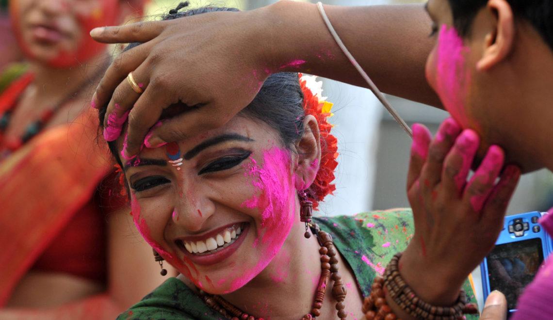 INDIA-FESTIVAL di HOLI