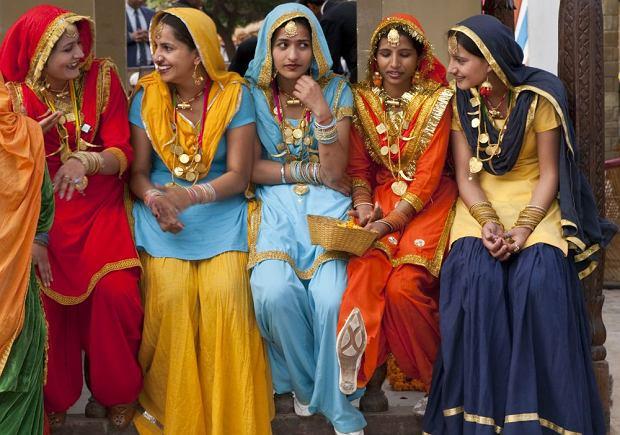 INDIA- RAJASTHAN dei MAHARAJA