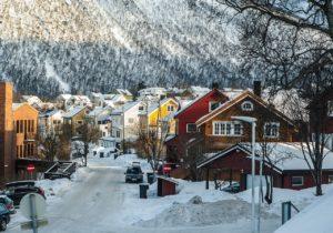 norvegia Harstad