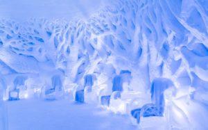 kirkenes bar di ghiaccio
