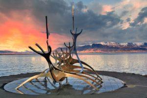 tour islanda nave vikinga reykjavik
