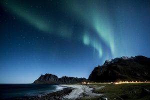viaggio organizzato aurora boreale