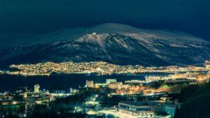 NORWAY TROMSO viaggio 2017
