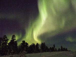 aurora boreale viaggio organizzato 2020-2021