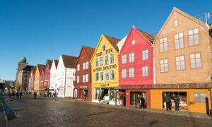 viaggio Bergen Norvegia