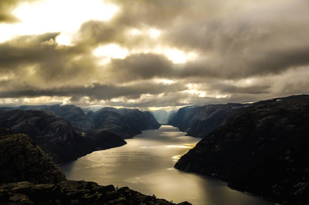 viaggio organizzato fiordo norvegese