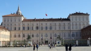 visita Torino Palazzo Reale